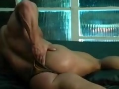 daddy muscle showing off