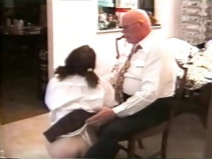 mireck spanked granddaughter