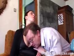 granddad plays perverted games