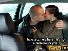 faketaxi i join lustful married pair for an