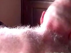 daddy bear fucked by hot black dude