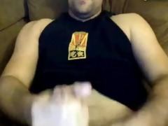 married dad cums whilst wife is out