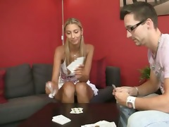 family oral orgy while her bf away
