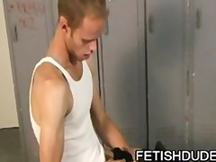 ryan rex and aperture hunter: kinky locker room