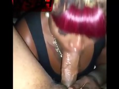 carla starr, with supahead powers showcases her
