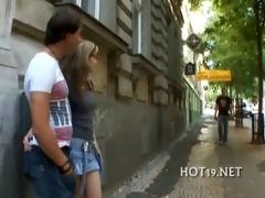 stranger bangs teen hotty
