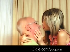 sexy gina fucking rich grand-dad boyfriend