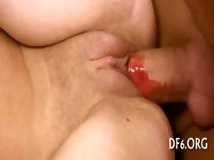 dick pleased by a virgin