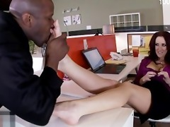 sexy daughter office sex