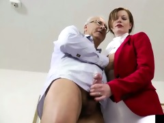 british dilettante drilled by old dude cock