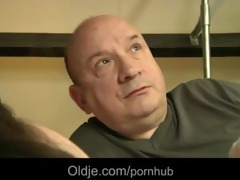 juvenile gal acquires to fuck an old stranger