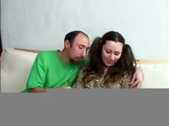 old chap have sex with young gal - part 4