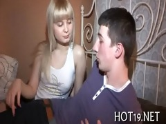 girl pounded on camera
