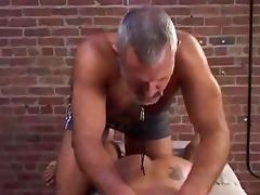 hariy daddy likes to humiliate