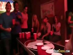 college slutty nubiles party at north dakota dorm