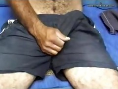this stylish shaggy big knob dad is fuckin sexy -