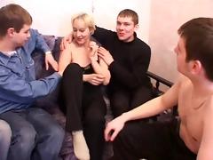 irina and 4 guys 2