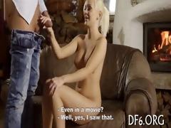 1st time oral-stimulation porn
