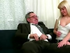 horny old teached fucks his juvenile blonde