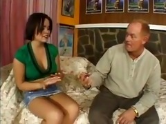 kaci starr persuades her daddy