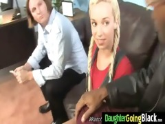 black dick and a diminutive babe 14