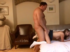 british dark brown paige taylor fucked by old