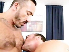 hairy fuckers acquire it on