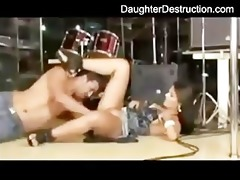 brutal teen arse destruction