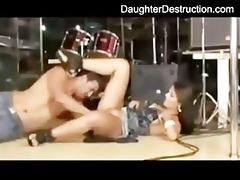 brutal teen arse destruction