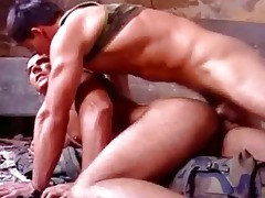white meaty muscle dad fucked raw
