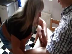 chubby german neighbor - dicke deutsche nachbarin