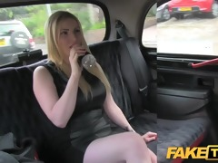 faketaxi stunning scottish blond with great body
