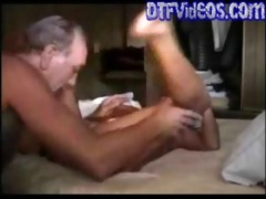 grandpa fucks his daughter in laws tight vagina