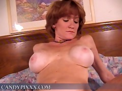 hawt mother getting cock to suck and fuck