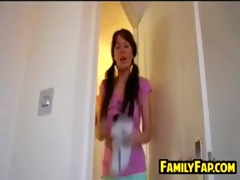 bad sister in law with great breasts