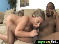 watchung my daughter getting fucked by dark cock 2