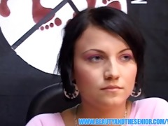 horny old dude is fucking a gorgeous young gal